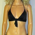 Victoria's Secret Very Sexy Black & Sequin Camo String Bikini Bottom Medium XS 263808 266658
