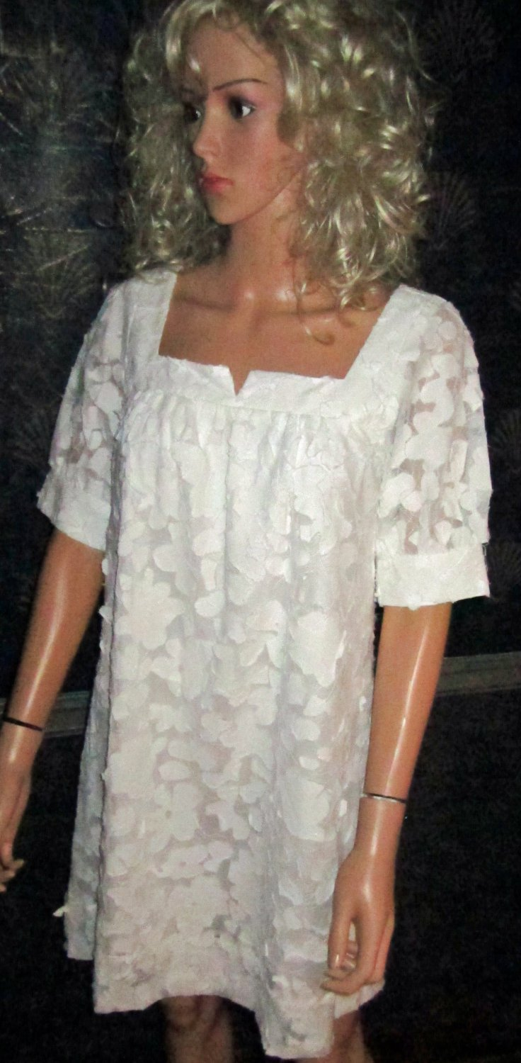 New Victoria's Secret $178 Nell Couture White Dress 6  210479