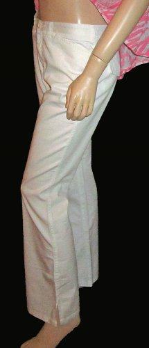 Abercrombie & Fitch $70 White Cotton Jeans Pants 4 892714