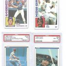 1984 TOPPS #550 JIM RICE RED SOX HOF PSA Certified