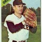 1966 Topps #265 Stu Miller Orioles Baseball Cards Card