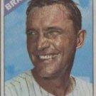 1966 Topps #268 John Blanchard Braves Baseball Cards Card