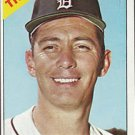 1966 Topps #113 Hank Aguirre Tigers Baseball Cards Card