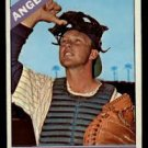 1966 Topps #62 Merritt Ranew Angels Baseball Cards Card