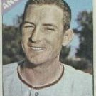 1966 Topps #42 Aubrey Gatewood Angels Baseball Cards Card