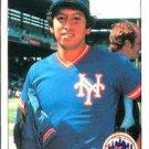 1984 Fleer #593 Baseball Cards Card