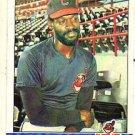 1984 Fleer #539 Baseball Cards Card