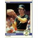 1984 Fleer #441 Baseball Cards Card