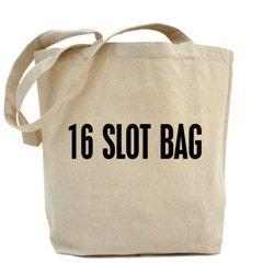 16-Slot Tote Bag