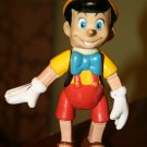 Vintage Pinocchio Toy Figurine