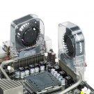 2 x ASUS Motherboard Optional Heatpipe Fan 13G070341001