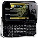 BLACK Unlocked NOKIA SURGE 6790 CELL PHONE