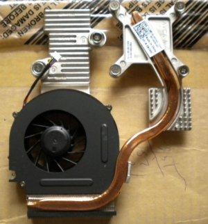 New Original DELL Studio 1536 notebook fan + heatsink M240C