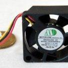 Compaq laptop 5V0.12A 3CM 3010 dual ball bearing cooling fan D03F05MWB-8