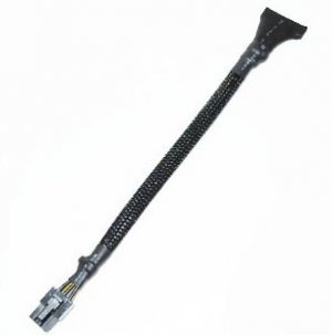 SATA power switch 6P graphics power cable-50CM