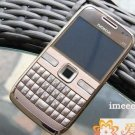 Nokia  E72 5MP WiFi Unlocked Cell Phone--Brown