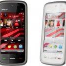 Unlocked nokia mobile phones 5233 GSM Quadband ----White, Black