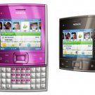 Unlocked Nokia  X5-01 QWERTY PDA QUAD HSDPA Cell Phone---Pink,Black,Blue