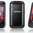 Samsung Unlocked C3300K Champ GSM Quadband Cell Phone---black