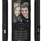 Sony Ericsson Unlocked C901 Cyber-shot 5 Megapix Cell Phone----Black,White