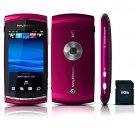 Sony ericsson unlocked  U5i VIVAZ 3G WIFI CELL PHONE---Black,Silver,Pink,Red,Blue