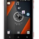 Sony Ericsson Unlocked Xperia Active ST17i Cell Phone-----white,orange