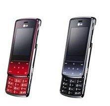 LG KF510 Unlocked Cell Phone---Red,Black