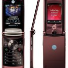 Unlocked MOTOROLA RAZR2 V9 GSM CELL PHONE-----Blue,Black,Red wine