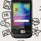 Unlocked HTC  F3188 Black  NEW GSM Cell Phone