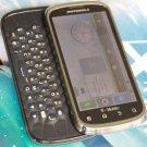 UNLOCKED MOTOROLA CLIQ 2 MB611 ANDROID SMARTPHONE---Black