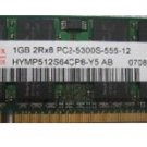 Asus A6 F8 A8 original laptop memory DDR2 667 1GB
