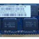 ASUS A8sr memory 2GB DDR2-667