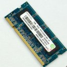 Notebook memory ddr2 1GB 667 DELL memory pc2-5300