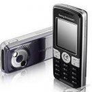 Unlocked Sony Ericsson K510i Cell Phone---Black