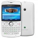 Unlocked  Sony Ericsson TXT CK13i 3.15 MP WI-FI QWERTY Keyboard Cell Phone---Black,White