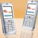 Unlocked Nokia E60 Silver Cell Phone---silver,silver-black