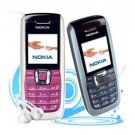 Unlocked Nokia 2626 Cell Phone----red,pink,black,blue