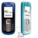 Unlocked cheap Nokia 2600 Classic Cell Phone----Black,Blue
