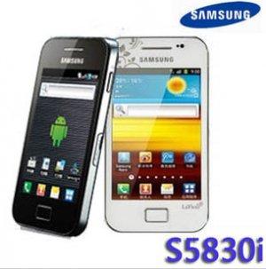 samsung galaxy ace gt s5830i unlocked smartphone black white. Black Bedroom Furniture Sets. Home Design Ideas
