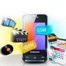Unlocked Samsung Duos E2652W  Dual Sim WiFi TouchScreen Cell Phone-----Black,White