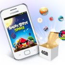 Unlocked Samsung Galaxy Ace Duos GT-S6352 GSM 3G  Dual SIM Android OS Cell Phone------Black,White