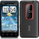 HTC X515m G17 EVO 3D DUO-Core Android Cell Phone----Black