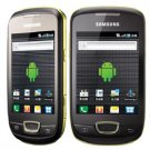 SAMSUNG GALAXY MINI GT S5570 ANDROID Cell Phone---- Green,Gray,Orange,White