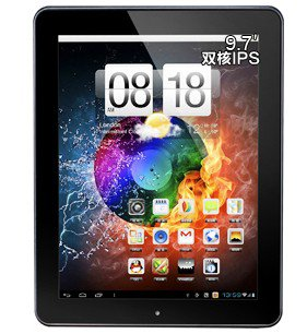 Teclast A10 32G 9.7 inch  A10 dual-core  1.6GHz IPS  Tablet PC