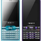 Unlocked OPPO A115 Dual-band GSM Music Cell Phone----Blue,Purple