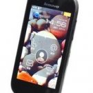 "Lenovo S760 3.7"" Android OS 3G Smartphone---Black"