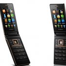 Unlocked Coolpad 7500 Dual-Band Dual-Screen Flip Android OS 3G Smartphone---Black