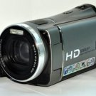 RICH HD-R20 digital camera optical zoom touch screen 1080P Full HD DV Free 4GB SDHC----Black,Gray