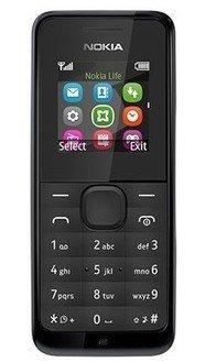 Unlocked cheapest nokia  105/1050 cell phone----Black,Blue