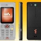 Sony Ericsson W880i thin metal 3G mobile phone----Silver,Black